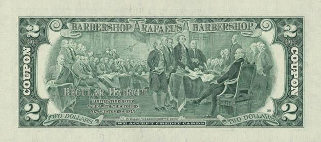 Rafael's barbershop coupon